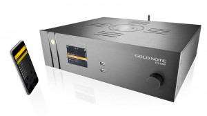 Gold Note DS1000 DAC / streamer
