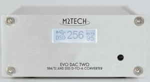 M2Tech EVO DAC Two  - 32bit 384khz i DSD