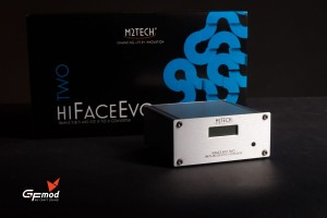 M2Tech HiFace Evo Two - usb-spdif konwerter