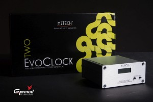 M2Tech Evo Clock Two - zegar wzorcowy do PC Audio