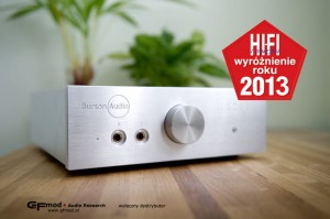 Burson HA-160D - DAC,Preamp,Headamp